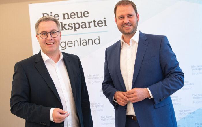 Markus Ulram, Christian Sagartz